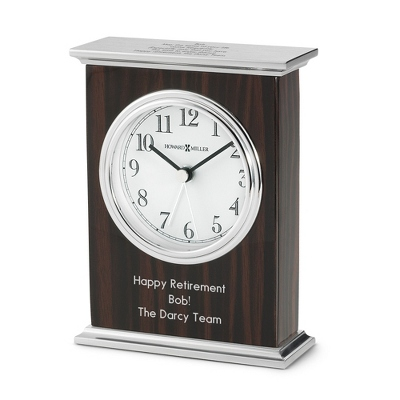 Regal Bracket Clock