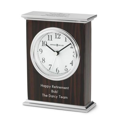 Howard Miller Regal Bracket Clock - UPC 825008338883