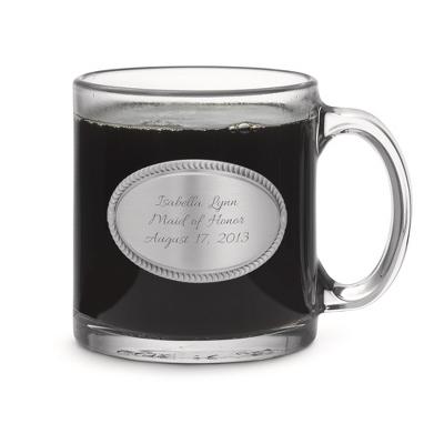 Clear Coffee Mug - UPC 825008338944