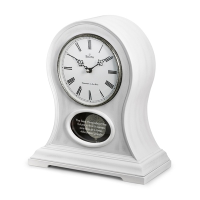 Bulova Allaire II Clock - Home Clocks