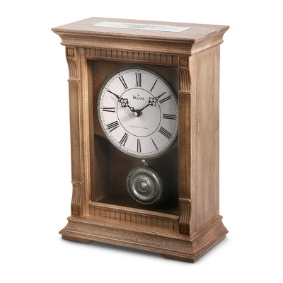 Bulova Warrick III Clock - Home Clocks