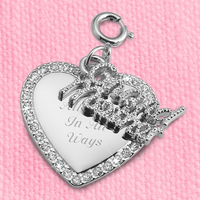 Grandmother Swing Charm