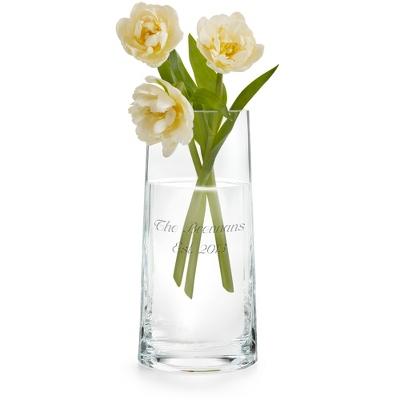 Classic Elegance Oval Vase
