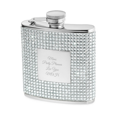 5 oz Bling Flask - Drinkware for Her
