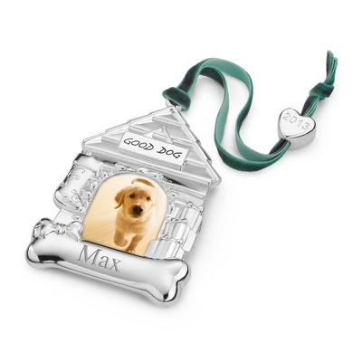 2013 Dog House Photo Ornament - $19.99