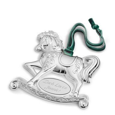 2013 Rocking Horse Ornament