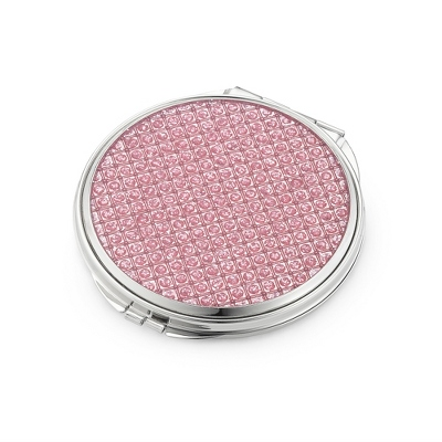 Pink Sparkle Compact - Purse Accessories