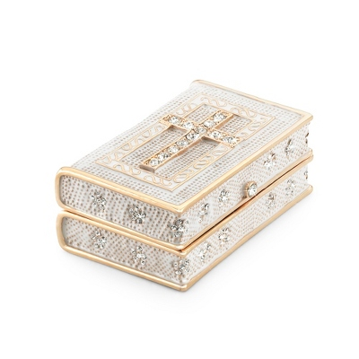 Miniature Bible Keepsake Box