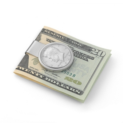 Money Clip with Coin - 3 products
