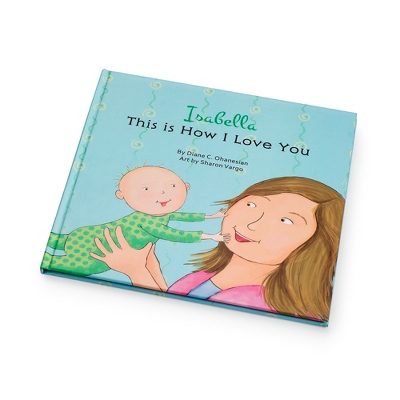 I Love You Book - Children's Books