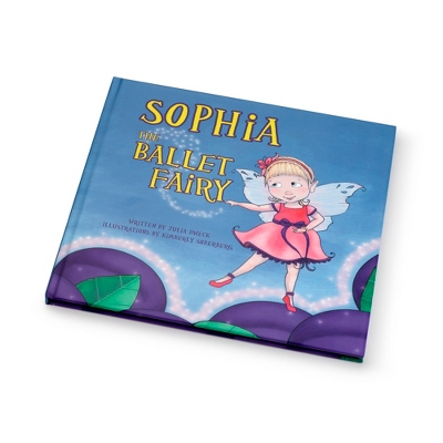 Ballet Fairy Book - Children's Books