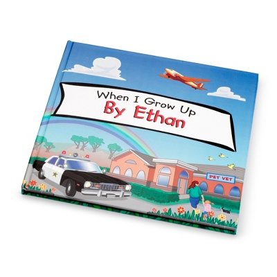 When I Grow Up Book - Children's Books