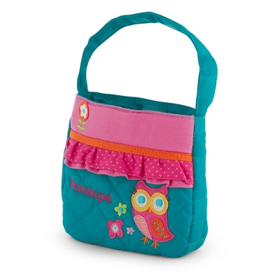 Quilted Owl Purse - UPC 825008346833