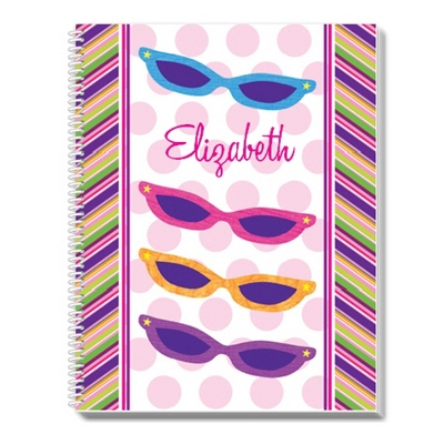 Little Diva Notebook - Children's School Gifts