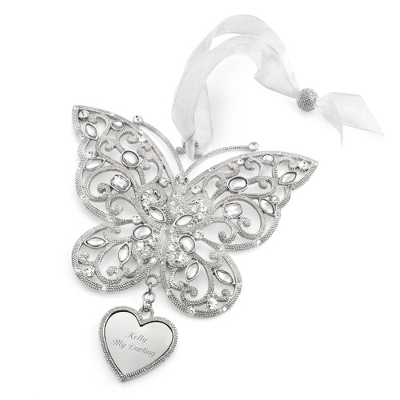 2013 Make-A-Wish Butterfly Ornament