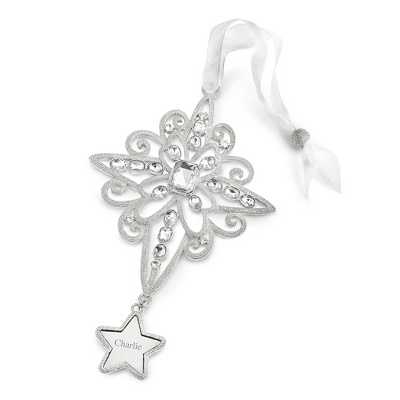 2013 Make-A-Wish Star Ornament