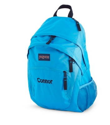JanSport Wasabi Laptop Backpack Swedish Blue - Totes & Accessories