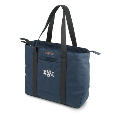 JanSport Womens Laptop Tote Navy - UPC 825008347878