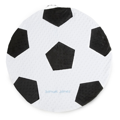 Plush Soccer Play Mat