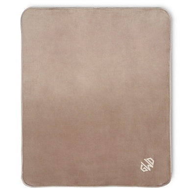 Plush Latte Blanket - $24.99