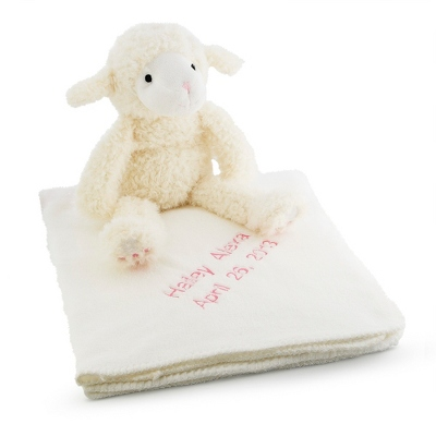 Personalized Lamb Bedtime Huggie by Things Remembered