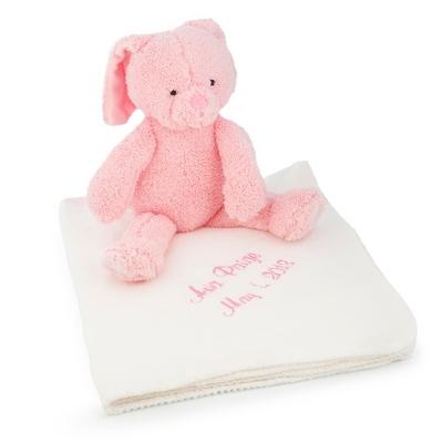 Bunny Bedtime Huggie - UPC 825008349551