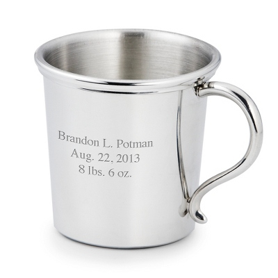 Pewter Kentucky Baby Cup - $40.00