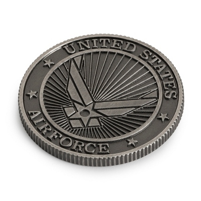 Personalized Engraved Coins