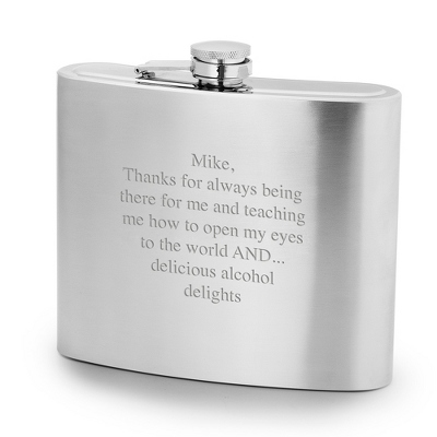 Bridal Flasks Gifts