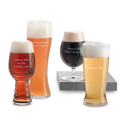 Crystal Beer Mugs