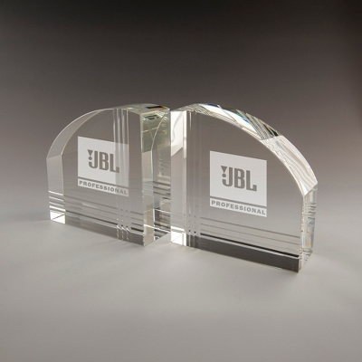 Foundation Bookends - Awards & Plaques