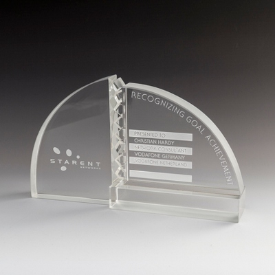 Lighted Engraved Awards - 4 products