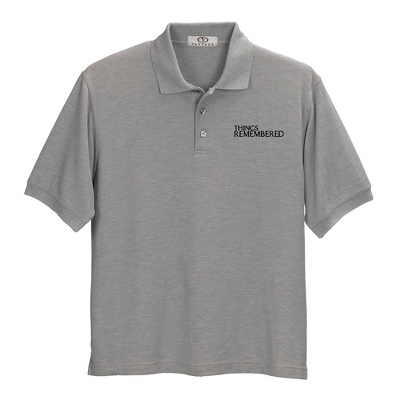 Oxford Soft Blend Polo - Business Gifts For Him