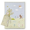 Woodland Friends Baby Quilt & Wall Hanging at Things Remembered