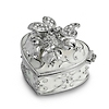 Miniature Silver Butterfly Secret Message Box at Things Remembered