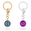 Small Acrylic Bezel Key Chains at Things Remembered