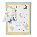 Moon & Star Quilt at Things Remembered