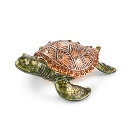Miniature Sea Turtle Secret Message Box at Things Remembered