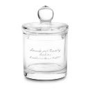 Crystal Jar at Things Remembered