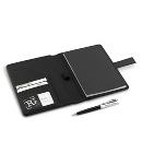 Small Leather Padfolio with FREE Pen at Things Remembered