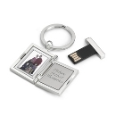 USB 2 GB Photo Key Chain at Things Remembered