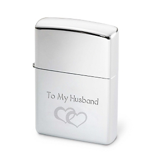 Image of Zippo Polished Chrome Lighter