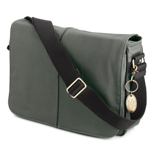 Image of Olive Messenger Bag