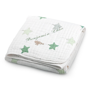 Image of aden + anais Up, Up & Away Classic Dream Blanket