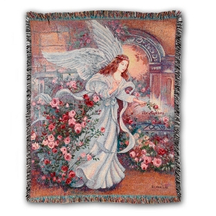 Image of Angel of Love Throw