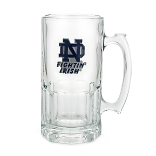 Image of University of Notre Dame Moby Beer Mug