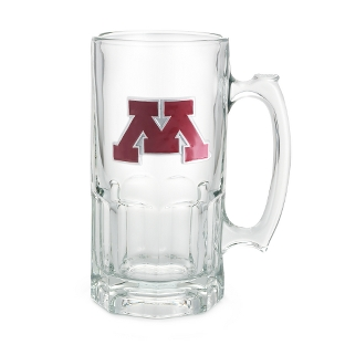 Image of University of Minnesota 34oz Moby Beer Mug