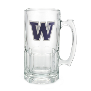 Image of University of Washington 34oz Moby Beer Mug