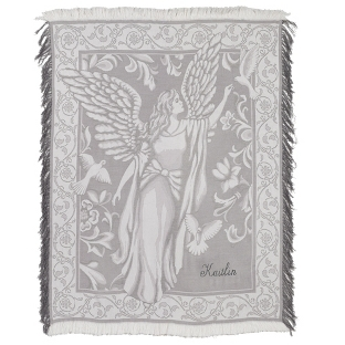 Image of Angel of Grace Throw
