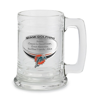 Image of Miami Dolphins Beer Mug